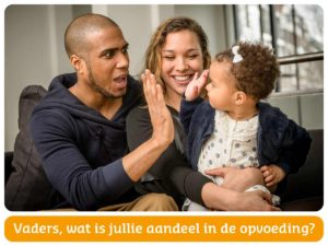 CJG Rijnmond Vaderweek Vaders Rotterdam