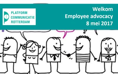 Verzilver je sociaal kapitaal met Employee Advocacy