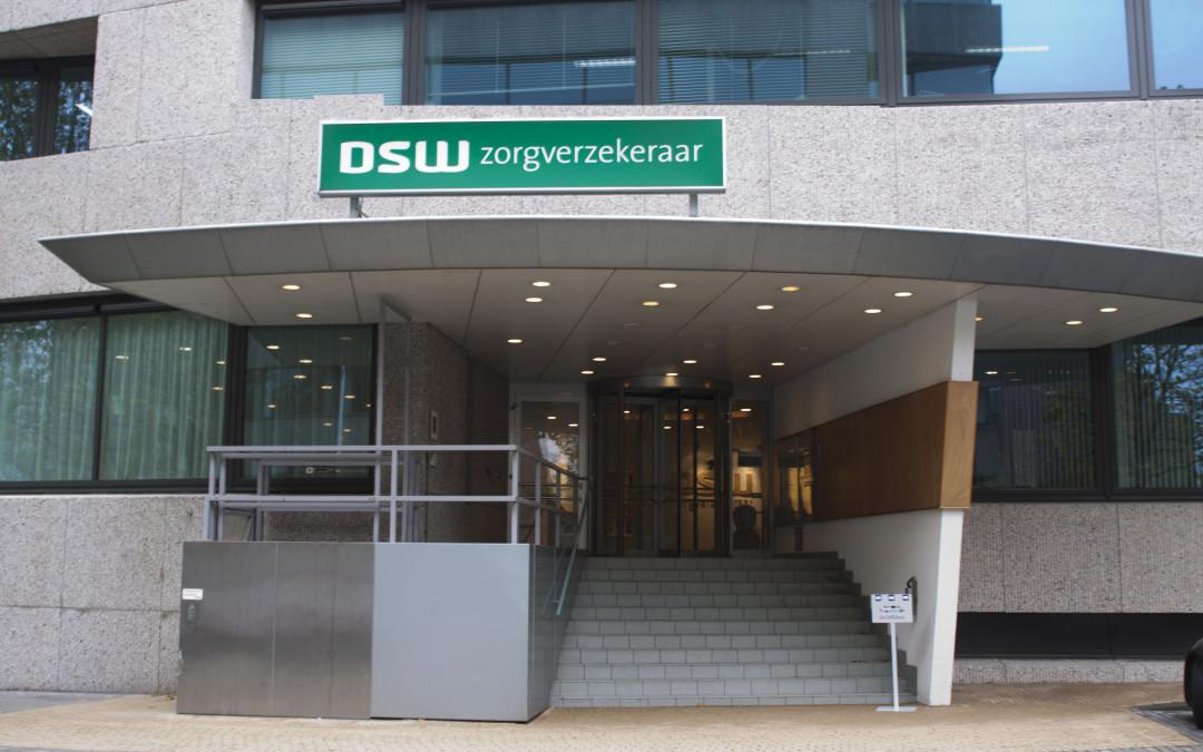 DSW zorgverzekering hoofdkantoor Schiedam
