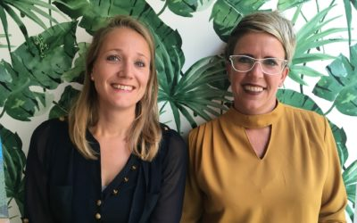 Communicatie meets imagostyling | Anke meets Caroline
