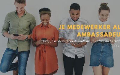 Tips om je medewerker te betrekken bij de organisatie via een ambassadeursprogramma.